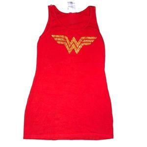 Wonder Woman Tank Top Dress Rubies Sleepwear